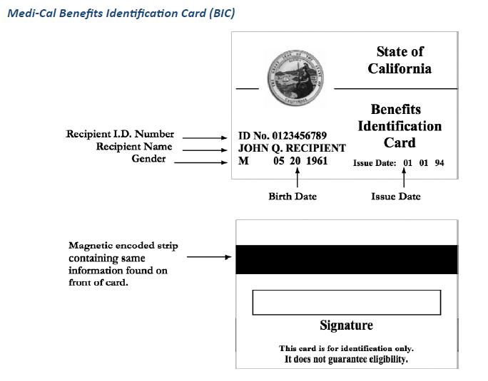 Medi-CalCard